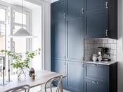 Revestimientos cocina: ladrillo visto, cemento pulido, mármol, baldosa madera