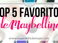 productos favoritos Maybelline