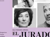 Críticas exprés: jurado brindis zarzuela Animales nocturnos Palabras malditas ¡Cómo está Madriz! Tierra fuego villana Getafe
