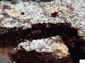 Brownie chocolate avellanas