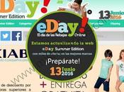 eDay Summer Edition 2016 será junio