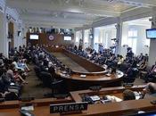 aprueba declaración sobre Venezuela