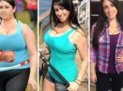 Ejemplos perdida peso extremo