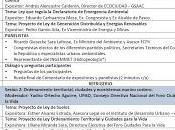 """Este 09-06-16: Taller """"Propuestas Geoambientales para agenda legislativa"""" Sociedad Geológica Perú"""