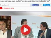 Aznar amenazando, Granados cárcel: mañanas Cuatro (3/06/16)