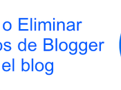 Ocultar eliminar créditos Blogger blog