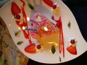 Tercer aniversario blog: Corazones hojaldre crema nata queso