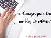 Escribes blog esperas ocurra milagro