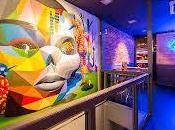 Restaurante Mitte Eat, Art, Cosmopolita Audaz