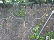 Como decorar valla metalica