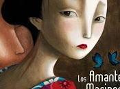 Crítica literaria: amantes mariposa (novela gráfica)