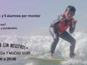 Mini-campus surf tardes Junio. Escuela Isla Santa Marina.