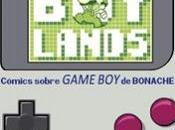 Reseña #206. Gameboylands, J.C. Bonache