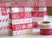 Como hacer bolsitas souvenirs para cumpleaños