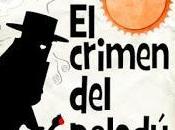Julio Muñoz Gijón crimen palodu (reseña)