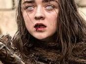 """¡Atención Spoiler! revelado destino Arya """"Juego Tronos"""""""