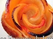 Rosas manzana hojaldre