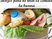 Consejos para tirar comida basura