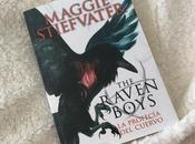 Reseña: profecía cuervo Maggie Stiefvater
