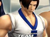 nuevo vídeo muestra Equipo King Fighters