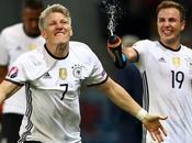 Alemania derrotó Ucrania Grupo Eurocopa 2016