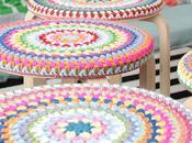 ideas para customizar taburete frosta ikea