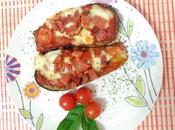 Berenjenas tomate mozzarella