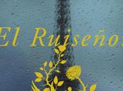 "ruiseñor"": emotivo libro Kristin Hannah"