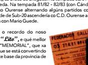"""""""Memorial Lito 2016"""", equipos, horarios normativa"""