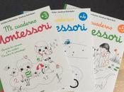 Cuadernos verano...diferentes. Método Montessori