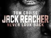 tráiler Jack Reacher: Never Back, thriller protagonizado Cruise