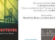 Presentación Sentenza, David Cruz Barrio