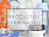 Productos Terminados vol. Cosmética