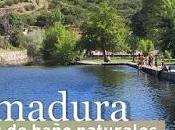 zonas baño naturales Extremadura