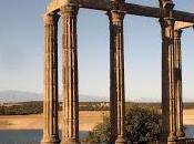 Imagen mes: Ruinas Curia romana templo Mármoles Augustóbriga Talavera Vieja