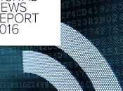 News Digital Informe 2016: Editores españoles todo mundo enfrentan niveles precedentes cambio modelos negocio.