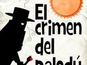 Reseña: CRIMEN PALODÚ (JULIO MUÑOZ GIJÓN)