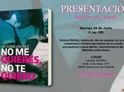 Presentación Victoria Vílchez Santa Cruz Tenerife adivinad quién acompañará...)