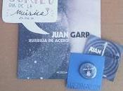 Juan Garp, concurso