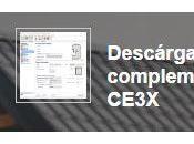 Complementos GRATUITOS para CE3X facilitarán trabajo