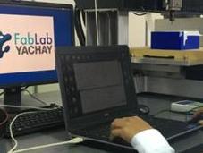 FabLab Yachay: laboratorio fabricación digital funciona Yachay