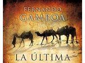última Cripta, Fernando Gamboa
