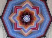 Dios Mandala tejida