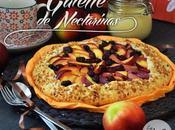 Galette nectarinas nectarine galette