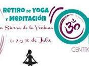 Retiro Yoga Meditación, Sierra Ventana!
