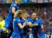 Islandia ganó Inglaterra avanzó cuartos