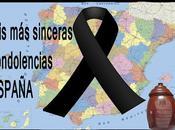 condolencias víctimas