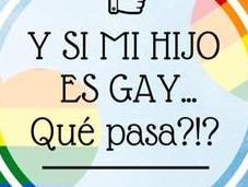 hijo fuera gay, pasa?