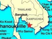 playas Camboya, guarro paraiso