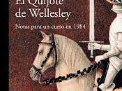 Quijote Wellesley Javier Marías
